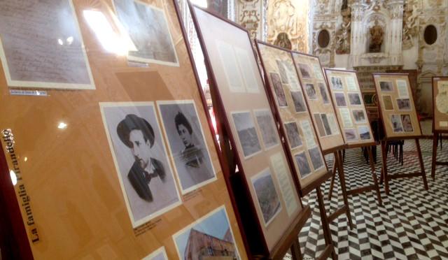 """""""Pirandello e lo zolfo"""": Inaugurata a Sciacca la mostra dedicata allo scrittore agrigentino"""