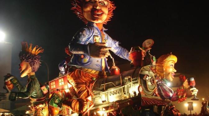Carnevale di Sciacca, ecco il programma dell'edizione 2016